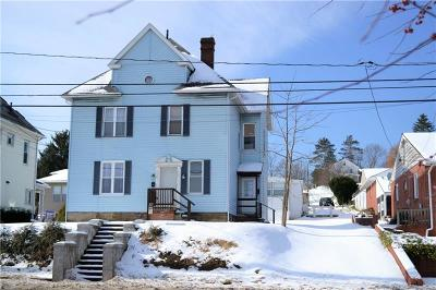 Somerset/Cambria County Multi Family Home For Sale: 711 N Center Ave