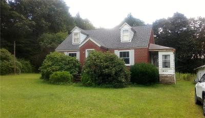 Somerset/Cambria County Single Family Home For Sale: 7973 Lincoln Hwy