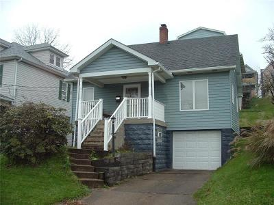 Jeannette Single Family Home For Sale: 408 N 4th St