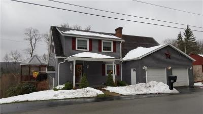 Somerset/Cambria County Single Family Home Contingent: 495 Pompey Hill Rd