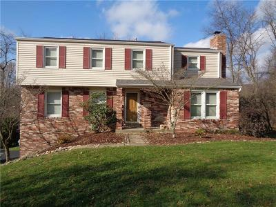 Murrysville Single Family Home Contingent: 4139 Dundee Dr