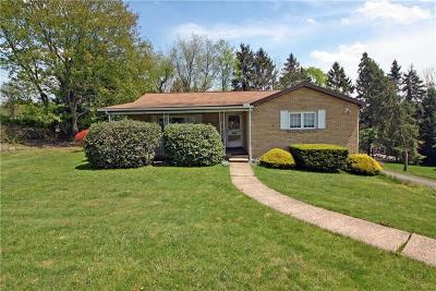Greensburg, Hempfield Twp - Wml Single Family Home For Sale: 330 Kemerer Dr