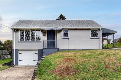 North Huntingdon Single Family Home For Sale: 850 Lemontree Dr
