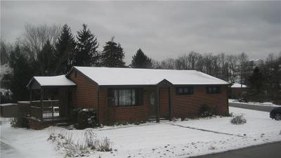 Westmoreland County Single Family Home For Sale: 11556 McKee Rd