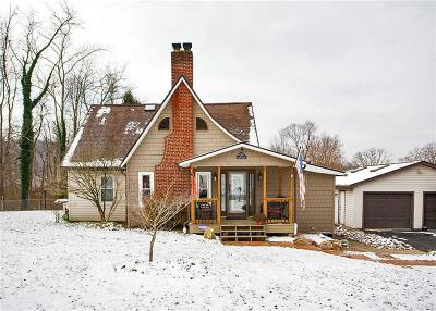 Westmoreland County Single Family Home Contingent: 4280 Pine Hollow Rd