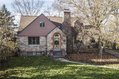 Squirrel Hill Single Family Home Contingent: 127 Westland Drive