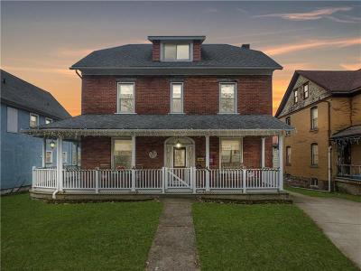 Somerset/Cambria County Single Family Home Contingent: 1308 Somerset Ave