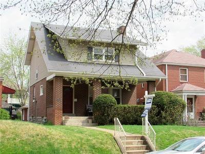 Regent Square Single Family Home For Sale: 1311 Lancaster Ave