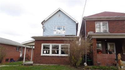 Jeannette Single Family Home For Sale: 521 Scott Ave