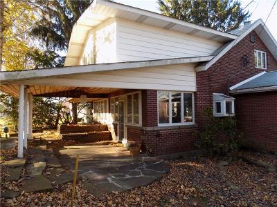 Somerset/Cambria County Single Family Home For Sale: 856 Main Street