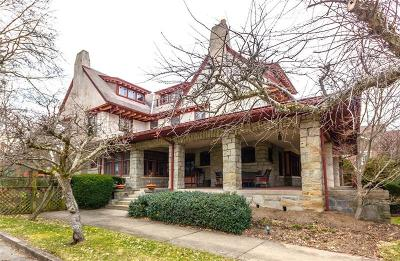 Squirrel Hill Single Family Home Active Under Contract: 1424 Beechwood