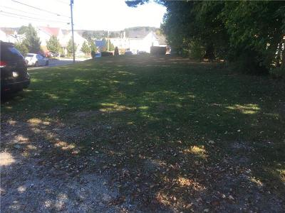 Somerset/Cambria County Commercial Lots & Land For Sale: 214 E Church St