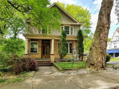 Edgewood Single Family Home For Sale: 161 Oakview Ave