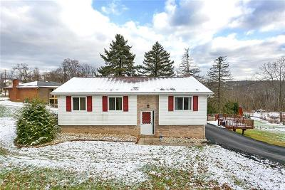 Westmoreland County Single Family Home For Sale: 2789 Coulterville Rd