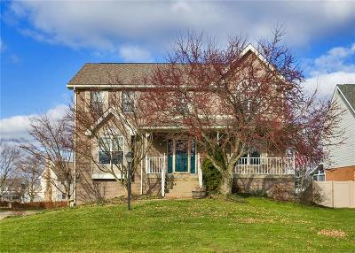 Murrysville Single Family Home For Sale: 1053 Manor Vue Ct