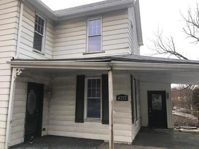 Single Family Home For Sale: 4757 State Route 136