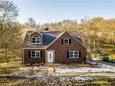 Bethel Park Single Family Home Active Under Contract: 5670 Library Rd