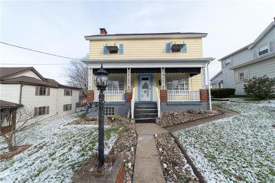 Single Family Home Contingent: 219 Belmont Street