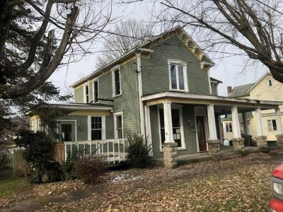 Somerset/Cambria County Single Family Home For Sale: 528 Hughart St
