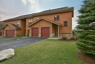 Somerset/Cambria County Townhouse For Sale: 119 Woodside Crescent