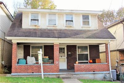 Wilkinsburg Single Family Home For Sale: 1340 Woodlawn Ave