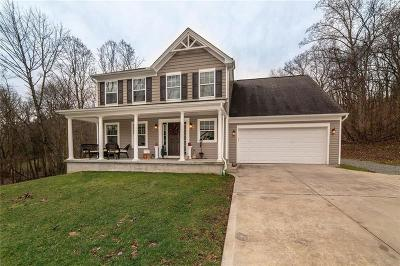 Single Family Home Contingent: 486 Moores Grove Rd