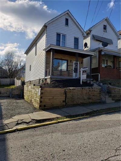 Jeannette Single Family Home For Sale: 412 N Third Street