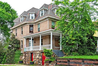 Edgewood Single Family Home For Sale: 136 Lincoln Ave