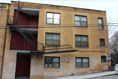 Wilkinsburg Single Family Home For Sale: 1101-1103 Rebecca Ave