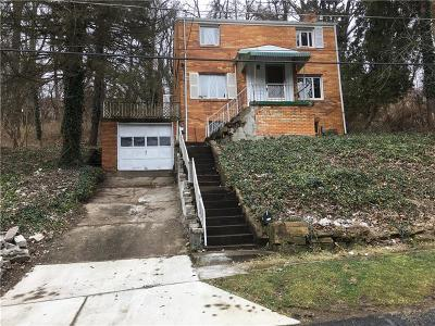 Forest Hills Boro Single Family Home For Sale: 311 Forest Hills Rd
