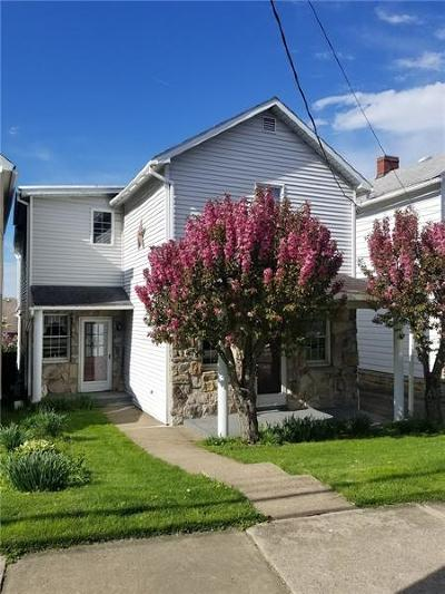 Single Family Home For Sale: 825 W Washington Street
