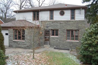 Forest Hills Boro Single Family Home For Sale: 1916 Ardmore Boulevard