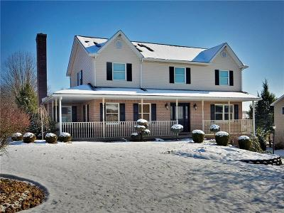 Westmoreland County Single Family Home For Sale: 130 Whitetail Dr