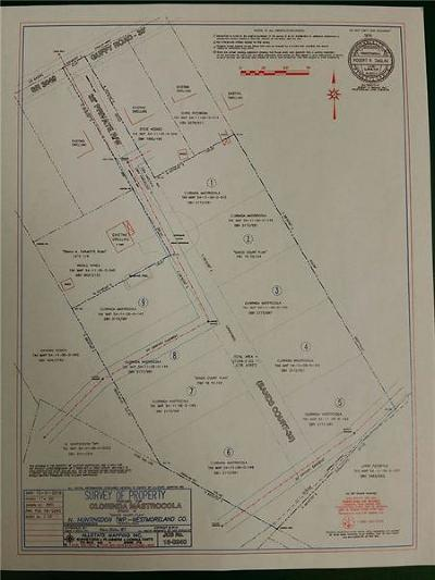 Westmoreland County Residential Lots & Land For Sale: Sands Court Place