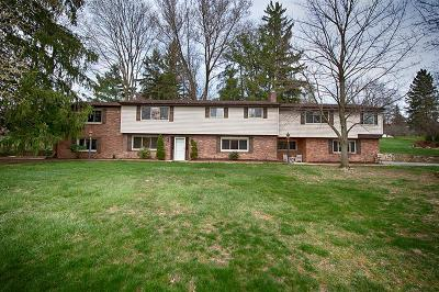 Upper St. Clair Single Family Home For Sale: 3392 Brookdale Dr