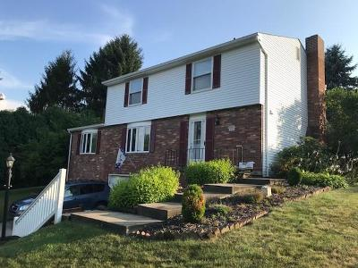 Upper St. Clair Single Family Home For Sale: 450 Oaklawn Drive