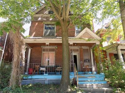 Wilkinsburg Single Family Home For Sale: 503 Franklin Ave
