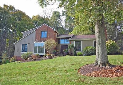 Upper St. Clair Single Family Home Active Under Contract: 1616 Tiffany Ridge