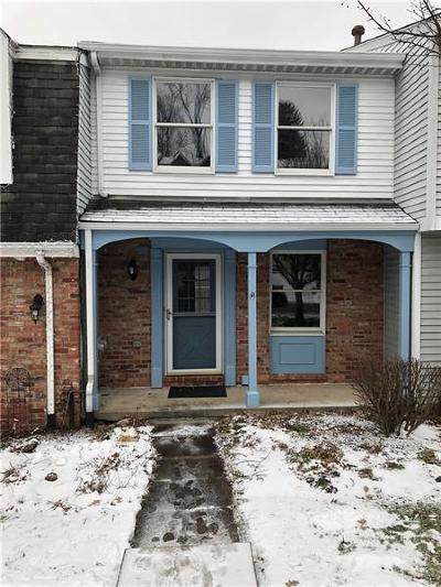 Whitehall PA Condo/Townhouse Sold: $136,900