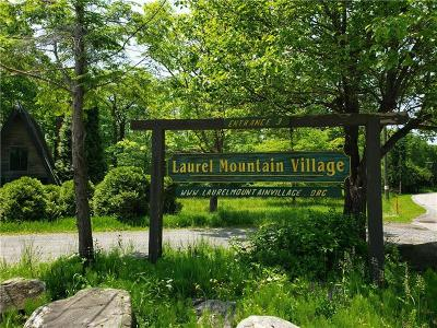Somerset/Cambria County Residential Lots & Land For Sale: Lot 790 & 791 Matterhorn/Vail
