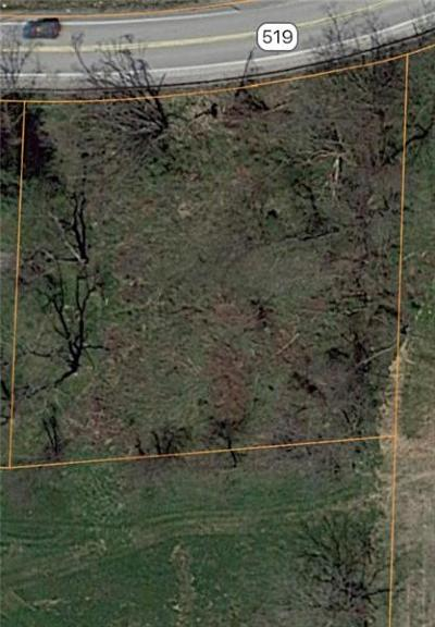 Residential Lots & Land For Sale: 1580 Route 519