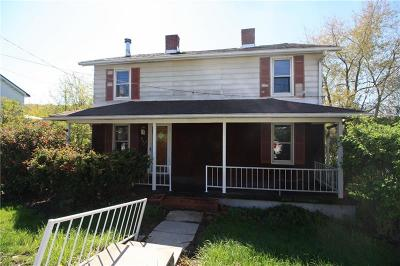 Hempfield Twp - Wml PA Single Family Home For Sale: $44,900