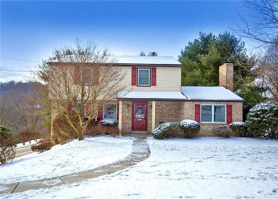 Murrysville Single Family Home Contingent: 2942 Arrowhead Ct