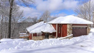 Somerset/Cambria County Single Family Home Contingent: 196 Ridgeview Road