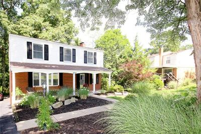Upper St. Clair Single Family Home For Sale: 2714 Carmelita Dr