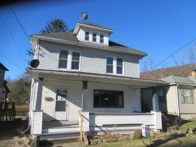 Somerset/Cambria County Single Family Home For Sale: 555 Harold Avenue