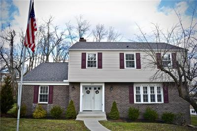 Bethel Park Single Family Home For Sale: 825 Fredericka Drive