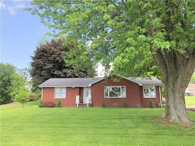 Latrobe Single Family Home Contingent: 1044 Lakeview Dr