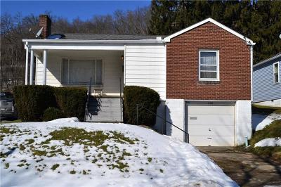 Somerset/Cambria County Single Family Home For Sale: 1142 Milford St