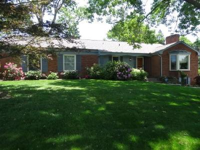 Upper St. Clair Single Family Home For Sale: 2621 Quail Hill